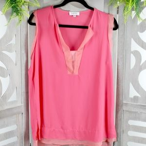 Barneys New York Blouse/Top New Size M